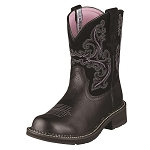 Women's Ariat Fatbaby™ II Black Deertan/Black