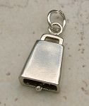 Cowbell Charm