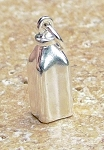Milk Bottle Charm