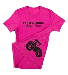 Vintage Farm Girl: Side Tractor Tee