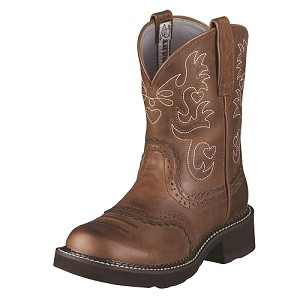 Women's Ariat Fatbaby™ Saddle Russet Rebel