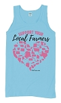 Support Local Farmers - Tank Top
