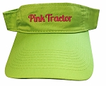 New Product -Pink Tractor Visor